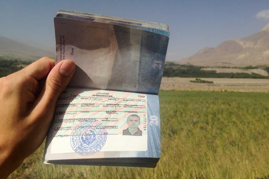 Getting An Afghanistan Visa In Khorog Orphaned Nation